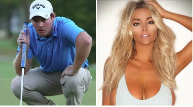 PGA Tour Rookie Grayson Murray Is The Latest Athlete To Thirst For Lindsey Pelas On Social Media - http://viralfeels.com/pga-tour-rookie-grayson-murray-is-the-latest-athlete-to-thirst-for-lindsey-pelas-on-social-media/