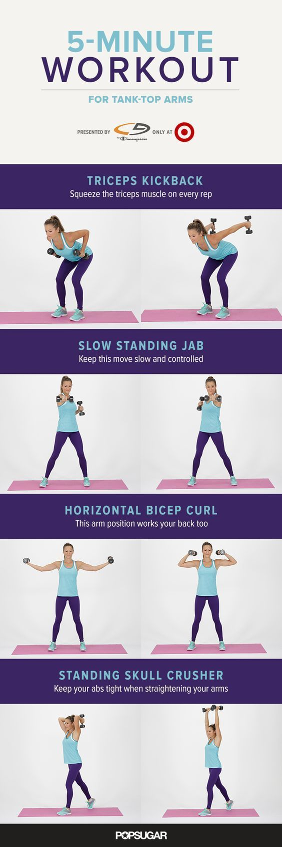 8 Best Workouts To Do In Under 10 Minutes. Short workouts are perfect for when you're new to working out or when you're just feeling lazy. It's better to take baby steps than no steps at all. Plus, it takes 21 days to form a new habit. These workouts focus on every major problem area so you can alternate between them however you want. - Tap the pin if you love super heroes too! Cause guess what? you will LOVE these super hero fitness shirts!