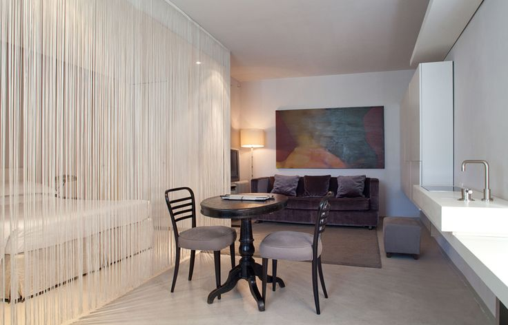 Deluxe Studio. Riva Lofts Florence, Italy. © Riva Lofts