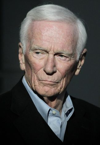 On Dec. 14, 1972, Apollo 17 Cmdr. Eugene Cernan climbed from the moon's dusty surface up the rungs of the Lunar Module ladder, entered his spacecraft and began the journey back to Earth.    Almost 40 years later, he still finds it strange to have been the last man on the moon.