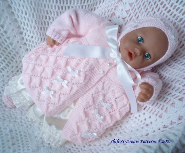 Free Knitting Patterns For Reborn Dolls : 382 best images about knitting for preemies on Pinterest