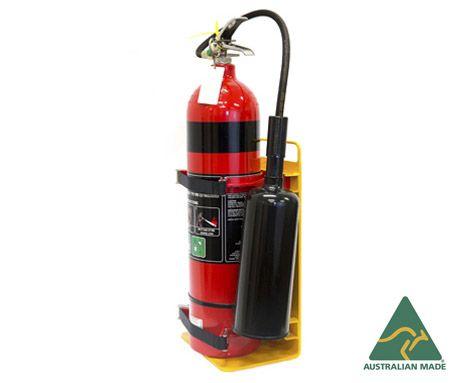 Fire Extinguisher Bracket 160-230mm - Spacepac Industries