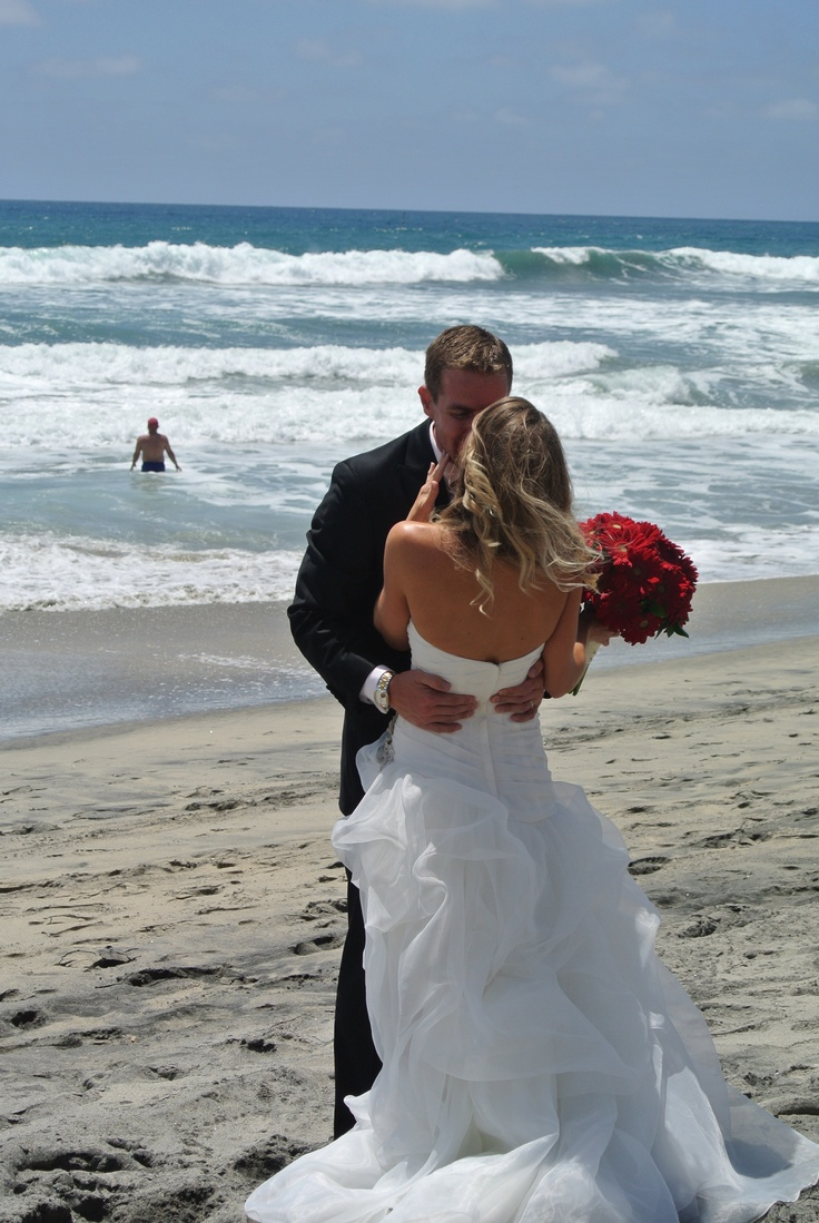 San diego beachfront wedding venue in oceanside ca 760 722 for Places to get married in california