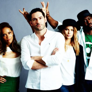 """Lucifer"" Comic-Con 2015"