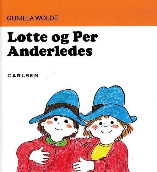Lotte og Per Anderledes. 1975. Nr 6