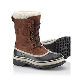 Women's Caribou™ Wool - By far the best Winter boots ever I've ever owned & worn.  I've had my first pair for 20 years and am pinning this now so I can find them if & when the first pair fail.  They are warm & they keep the water, slush, & snow out!