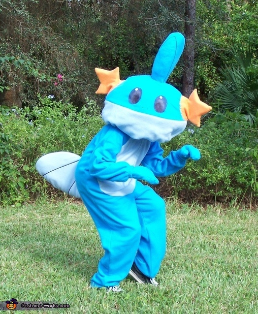 Mudkip Halloween Costume Contest At Costume Works Com Mudkip Halloween Costume Contest And