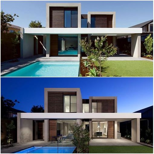 Elegant Modern Residential House
