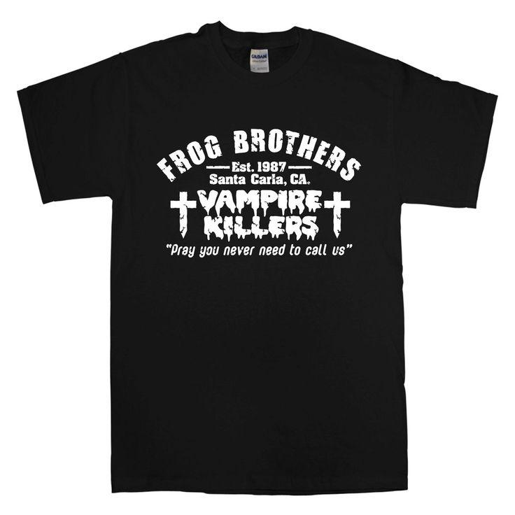 Frog Brothers Vampire Killers T Shirt