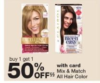 16 49 In New Clairol Hair Color Coupons 50 Hair Color At Walgreens Through 03 24 Clairol Hair Color Hair Color Clairol Hair