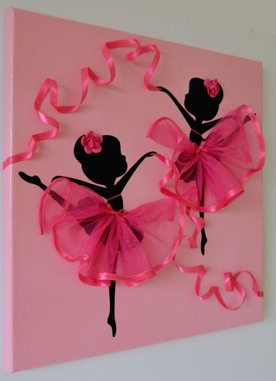 cuadro bailarina 4: