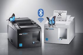 """Star SP700 series Restaurant Receipt Printer UK- Tilldirect   The TSP700 is the fastest receipt printer of its type on the market, with a print speed of 180mm/sec. The Star SP700 combines ease of use, high speed, reliability, a tear bar and a compact footprint to provide a value-driven solution.   For More Information, Please Visit :  http://www.tilldirect.com/printers/37-thermal.html Reach us at  :  44 33 3011 5659 What's App Text """"HI"""" to order 8189805678"""