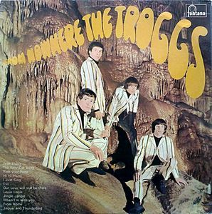 Troggs, The - From Nowhere (Vinyl, LP, Album) at Discogs