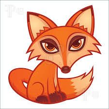 cartoon fox - Recherche Google