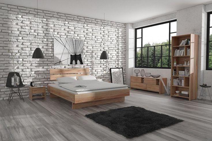 Il parquet chiaro è l'ideale per conferire luce e luminosità alla stanza. E' perfetto per lo stile scandinavo e non solo