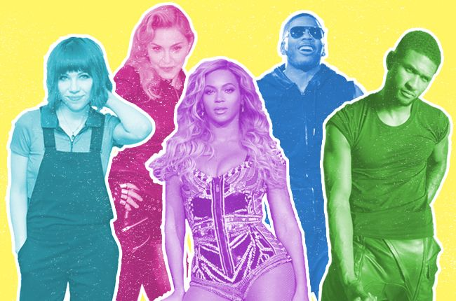 Summer Songs 1985-2014: Top 10 Tunes of Each Summer   Billboard