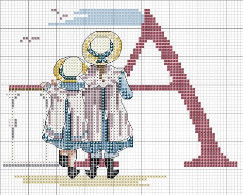 All Our Yesterday's Cross Stitch Chart - A
