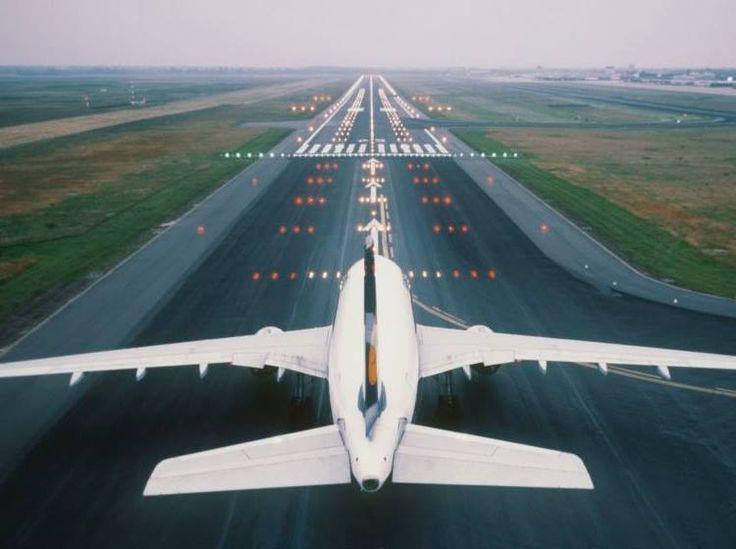 A Lufthansa Airbus A310 en route to adventure! Circa 1985