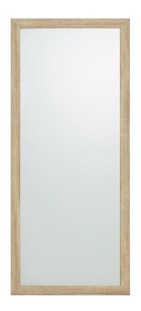 Καθρέφτης HALLUND 70x160 δρυς | JYSK