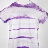 Want to make a quick, tie-dye-look shirt without all the hassle and mess? You can create a nice striped tie-dye t-shirt in under just 20 minutes with Simply Spray. Alyice Edrich shows you how.