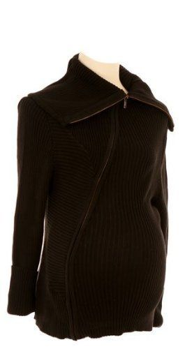 Lilo Maternity Diagonal Ribbed Zip Sweater Black XXL by Lilo Maternity. $43.00. Top Quality Children's Item.. Made with the Best Quality Material with your child in mind.. Lilo Maternity knows how expectant women feel because our company was started and continues to be run by women who have gone through the pregnancy experience. As your body goes through changes, it becomes more difficult to find comfortable clothing without compromising your sense of style. It...