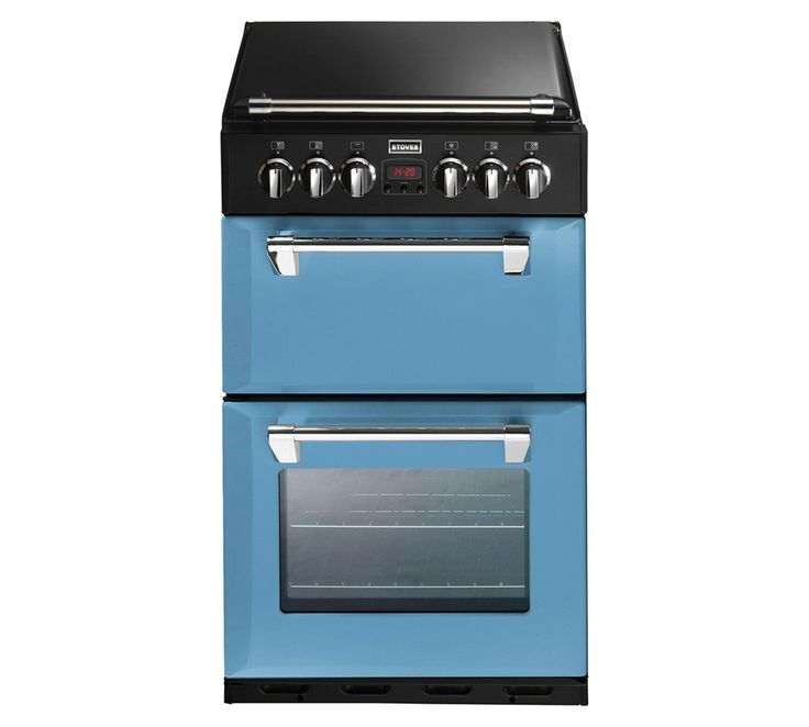 Buy Stoves Richmond 550DFW Double Dual Fuel Cooker - Daybreak at Argos.co.uk, visit Argos.co.uk to shop online for Freestanding cookers, Cooking, Large kitchen appliances, Home and garden