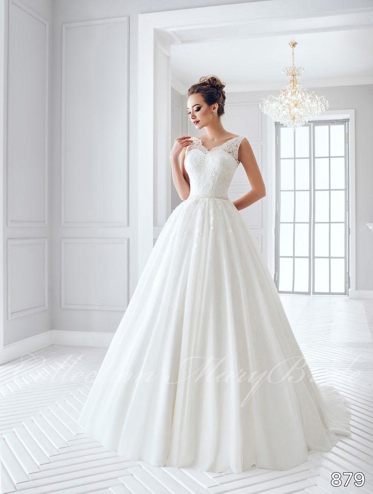 Mary Bride - 879 Kölcsönzési díj: 110.000,- Ft 48-50 méretben készleten!  https://www.europaszalon.hu/product-page/mary-bride-879