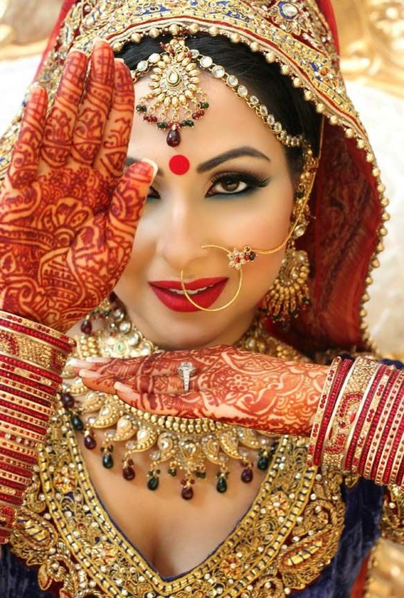 indian-bridal-style