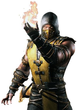 Scorpion (Mortal Kombat) - Wikipedia, the free encyclopedia