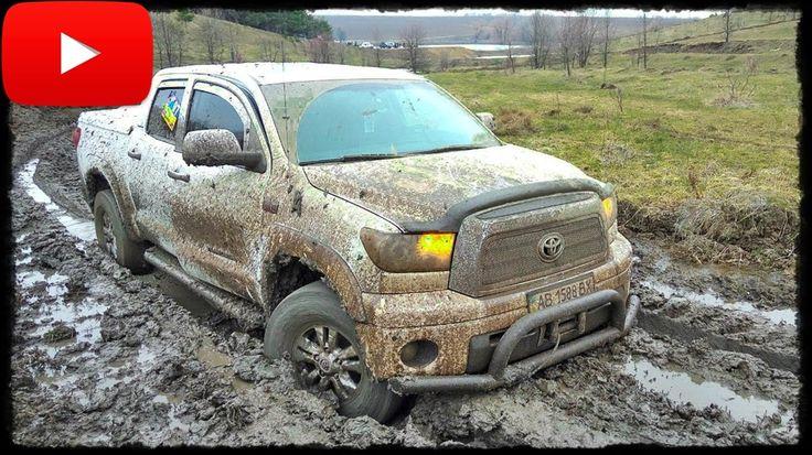 ► Toyota Tundra & Unimog-Зил & НИВА & УАЗ [Off-Road 4х4]