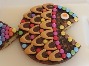 Gâteau d'anniversaire « poisson » (au Thermomix) • Hellocoton.fr