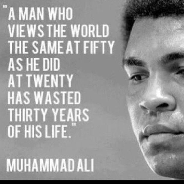 Cassius Clay Muhammad Ali Quotes
