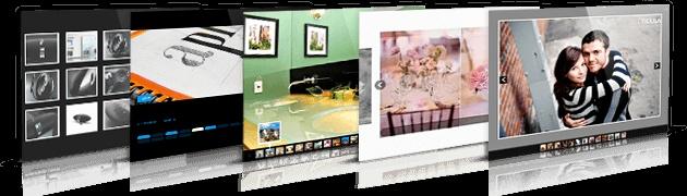 PhotoSnack :: Online Photo Slideshow Maker.