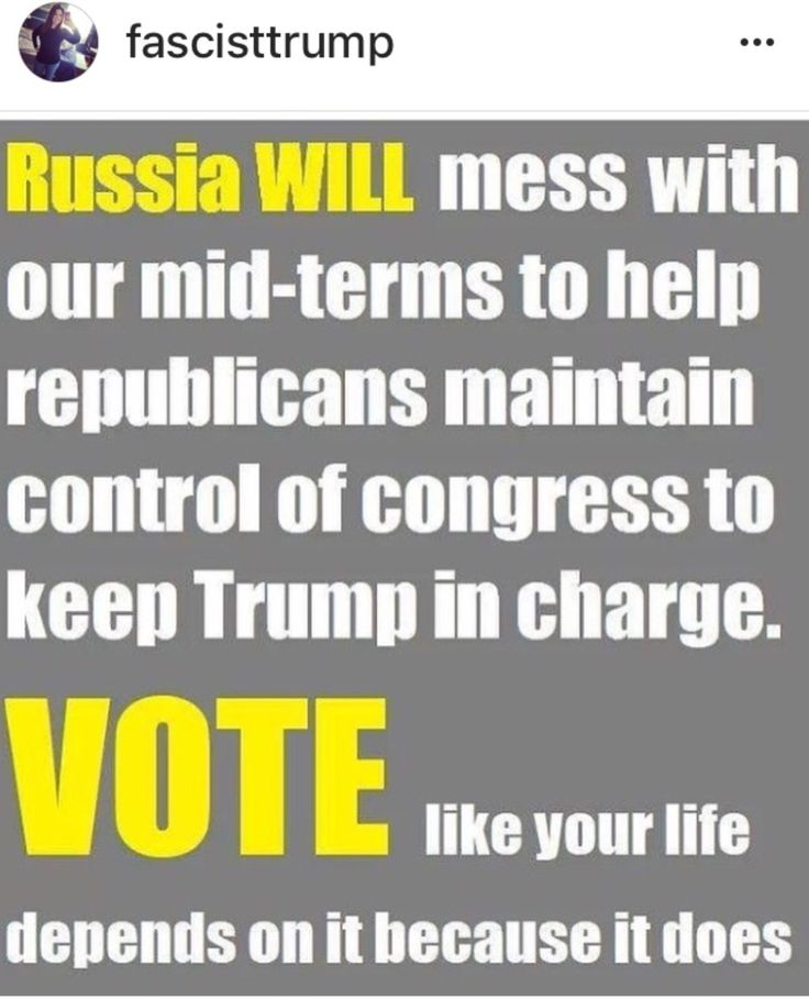 trump and The GOP Congress have been repeatedly warned about Russia Interfering in Our Elections. They Interfered in our Presidential Election to get trump elected and will Interfere in the Mid Terms as well. The Blatant In Your Face Corruption Of This Administration and Congress has placed our Democracy in Peril. Pay Attention Americans, we are being Attacked From Within.