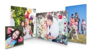Groupon - Personalised Photo Canvas Print in Choice of Size from €7 (Up to 78% Off). Groupon deal price: €7