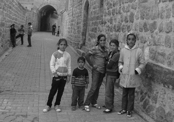 Çocuklar güzeldir. Mardin Turkey Photo by Sevil Nazan Keskin