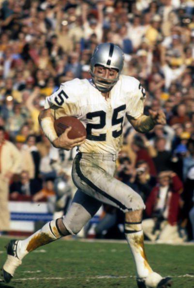 Fred Biletnikoff - Oakland Raiders, Super Bowl XI MVP (1977)