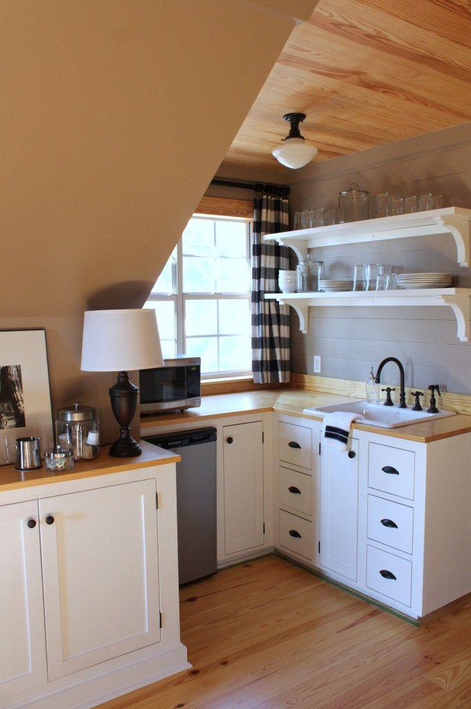 Best 20 office kitchenette ideas on pinterest for Attic kitchen ideas