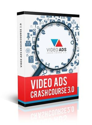 Video Ads Crash Course 3.0 is the most up to date course on Adwords for Video. Recently, Google made some changes to the way these ads work and function (and what they are called too) and this course covers it all!