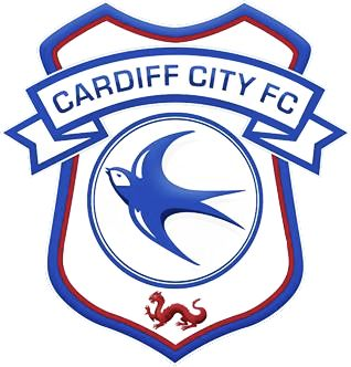 Cardiff City FC (2015- logo), The Championship, Cardiff, Wales