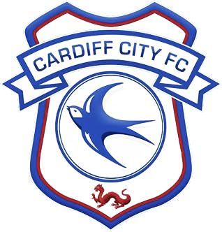 Cardiff City FC (2015- logo), The Championship, Cardiff, Wales