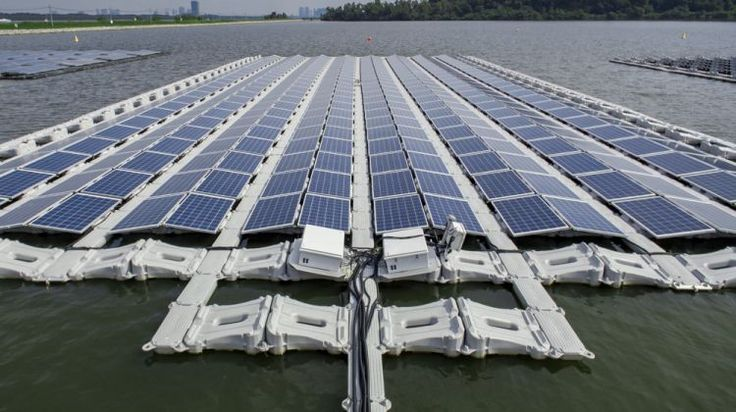 Singapore tenders for 56.7MW of floating solar projects