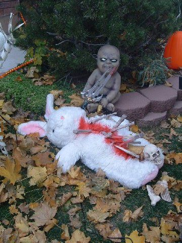 So, its Easter.. who is building Halloween props? - Halloween Forum