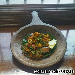 Best Indian seafood restaurants in Mumbai - Konkan Café