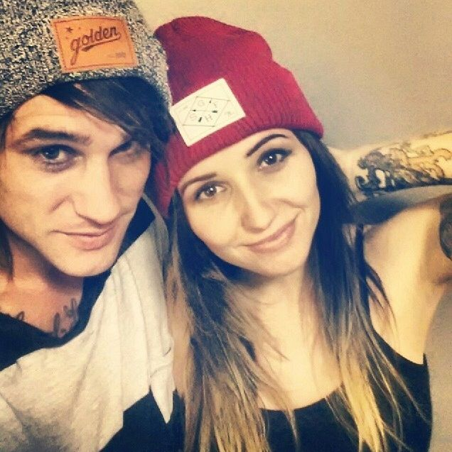 LIGHTS and Beau Bokan I love that they're together and now expecting! <33