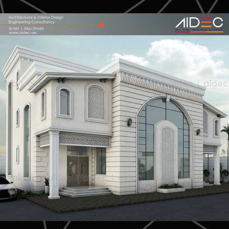 Proposed Private Residential Villa Modern Classic Design