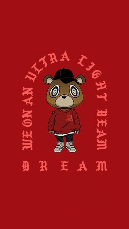Streetwear & Music | Dope | Bape wallpapers, Kanye west ...