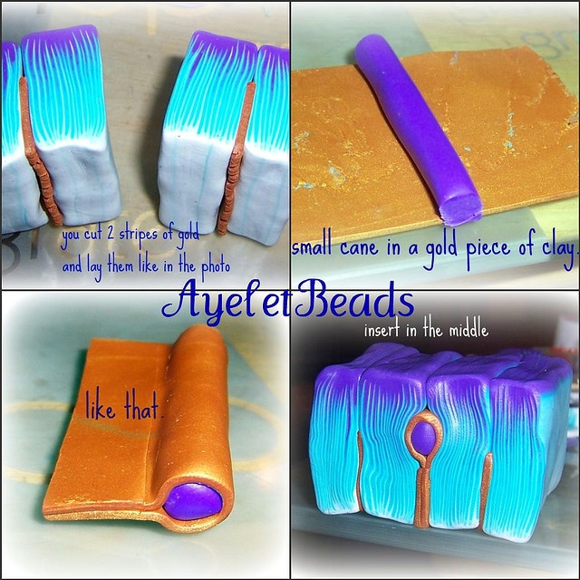 check Ayelet Beads photostream for great tutorials....
