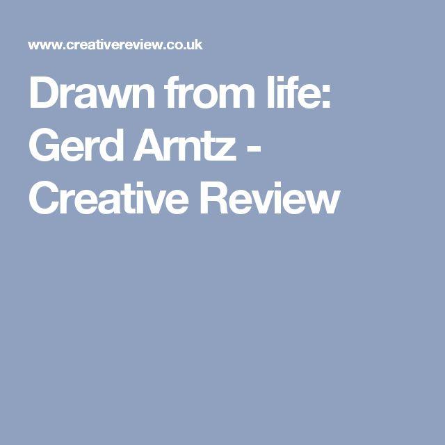 Drawn from life: Gerd Arntz - Creative Review