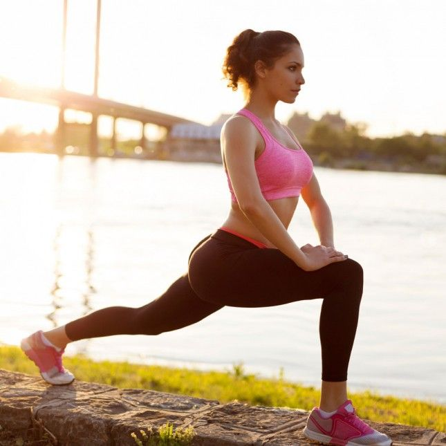 7 Workouts to Tone Your Butt and Legs All Week Long | Brit + Co